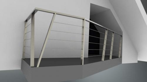 3D Ograja 11