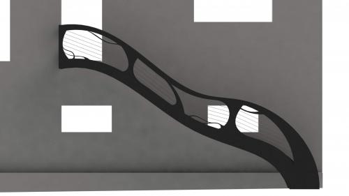 3D Ograja 8