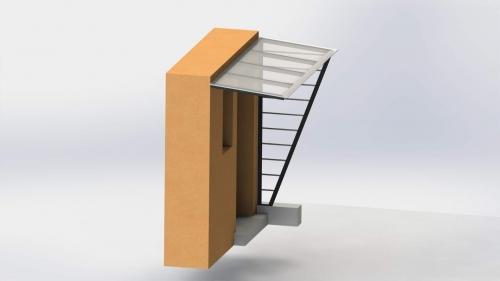 3D nadstresek 18