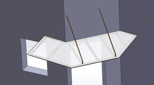 3D nadstresek 8