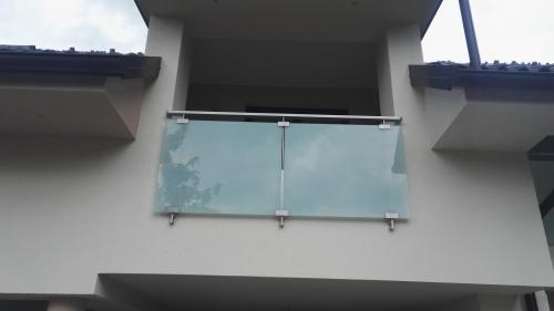 Steklena ograja 7